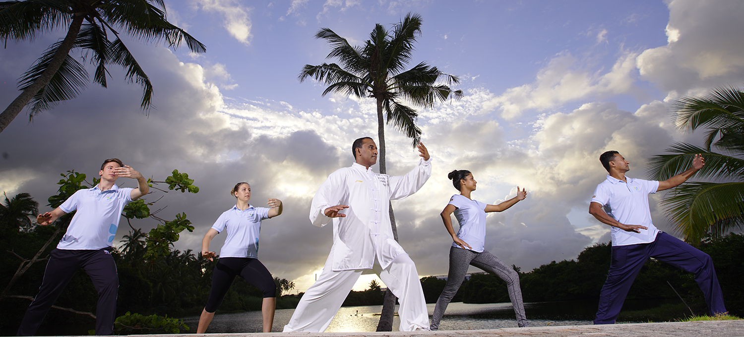 Yoga at Kaya Wellness Resort
